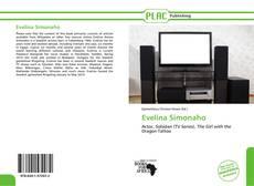 Portada del libro de Evelina Simonaho