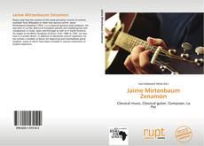 Buchcover von Jaime Mirtenbaum Zenamon