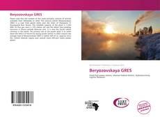 Beryozovskaya GRES kitap kapağı