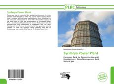Bookcover of Syrdarya Power Plant