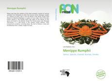 Bookcover of Menippe Rumphii