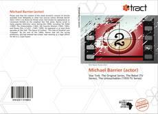 Copertina di Michael Barrier (actor)