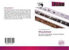 Bookcover of Ming Ballard