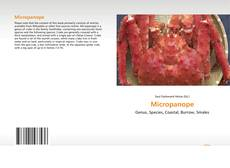 Bookcover of Micropanope