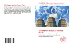 Bookcover of Mochovce Nuclear Power Plant