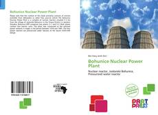 Bookcover of Bohunice Nuclear Power Plant