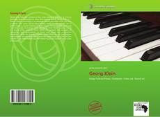 Bookcover of Georg Klein