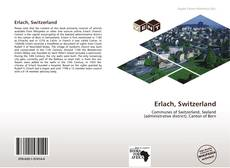 Erlach, Switzerland kitap kapağı