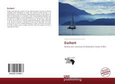 Обложка Eschert