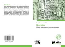Portada del libro de NeuroLex