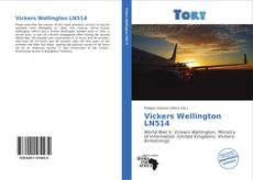 Bookcover of Vickers Wellington LN514