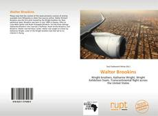 Buchcover von Walter Brookins