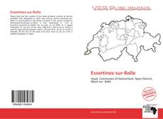 Bookcover of Essertines-sur-Rolle