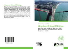 Buchcover von Kingston–Rhinecliff Bridge