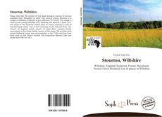 Bookcover of Stourton, Wiltshire