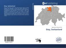 Bookcover of Etoy, Switzerland
