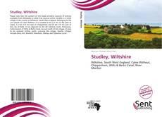 Buchcover von Studley, Wiltshire