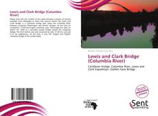 Capa do livro de Lewis and Clark Bridge (Columbia River)