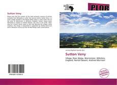 Bookcover of Sutton Veny