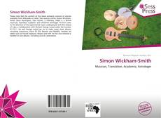 Bookcover of Simon Wickham-Smith