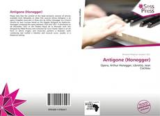 Bookcover of Antigone (Honegger)