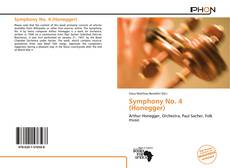 Symphony No. 4 (Honegger)的封面