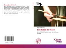 Saudades do Brasil的封面