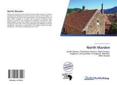 Capa do livro de North Marden