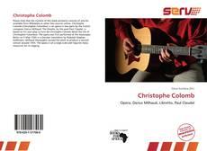 Christophe Colomb的封面