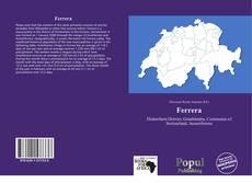 Copertina di Ferrera