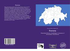 Обложка Ferrera