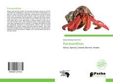 Capa do livro de Paraxanthias