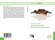 Bookcover of Paromola Cuvieri