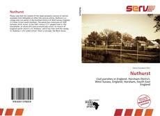 Обложка Nuthurst