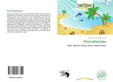 Couverture de Pinnotheridae
