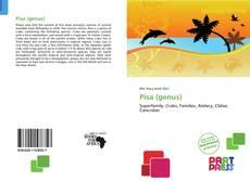 Buchcover von Pisa (genus)