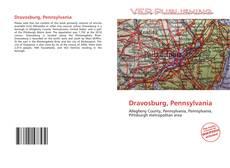 Dravosburg, Pennsylvania kitap kapağı