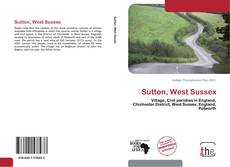 Bookcover of Sutton, West Sussex