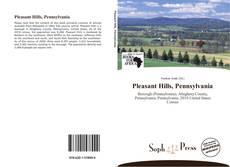 Bookcover of Pleasant Hills, Pennsylvania