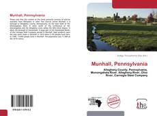 Bookcover of Munhall, Pennsylvania