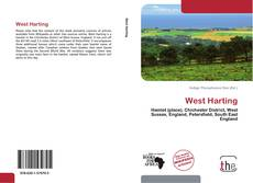 Bookcover of West Harting