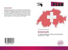 Bookcover of Gaiserwald