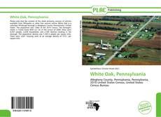 Bookcover of White Oak, Pennsylvania