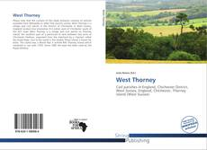 Bookcover of West Thorney