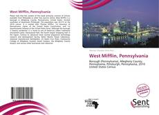 Bookcover of West Mifflin, Pennsylvania
