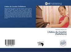 Buchcover von L'Adieu du Cavalier (Tailleferre)