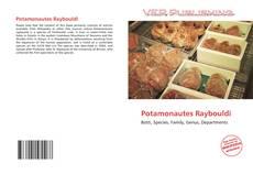 Buchcover von Potamonautes Raybouldi
