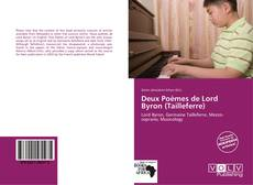 Bookcover of Deux Poèmes de Lord Byron (Tailleferre)
