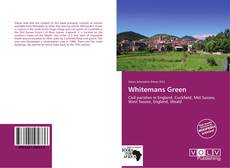 Обложка Whitemans Green
