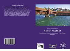 Bookcover of Gland, Switzerland